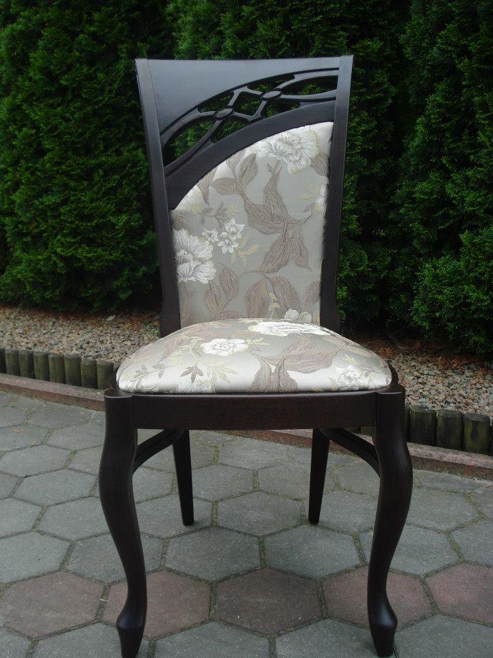 Krzesło drewniane DIAMENT.M