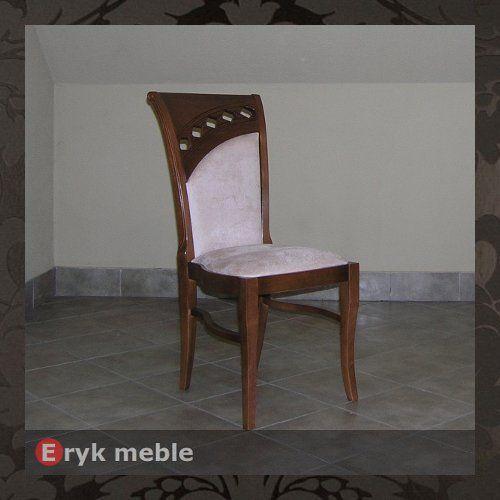 Krzesło drewniane BORA.M
