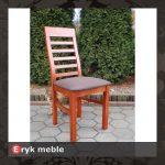 Krzesło drewniane DRABINKA