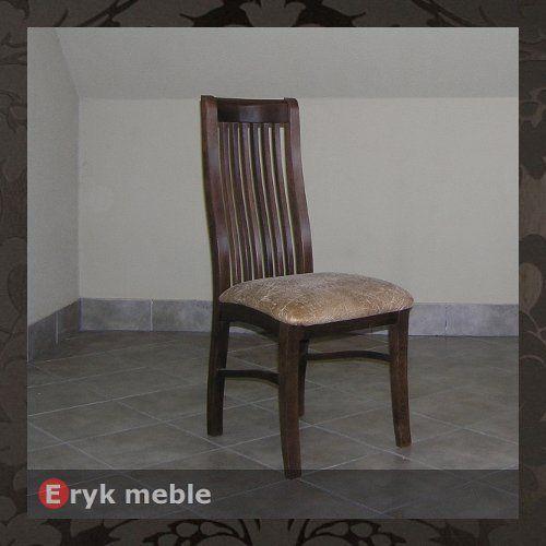 Krzesło drewniane HAKE szczeble