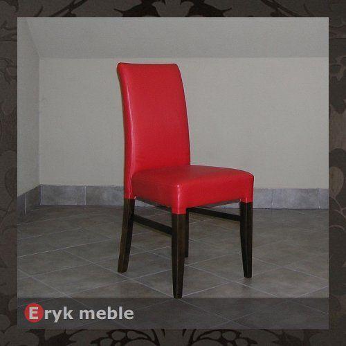Krzesło drewniane KOMINEK niski