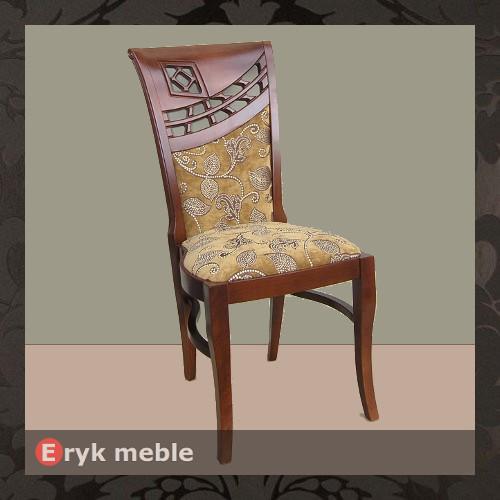 Krzesło drewniane PERŁA.M