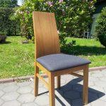 Krzesło drewniane JASIEK dębowe