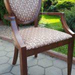 Krzesło drewniane OLEK + podłokietniki