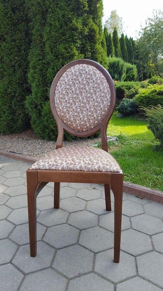 Krzesło drewniane OLEK