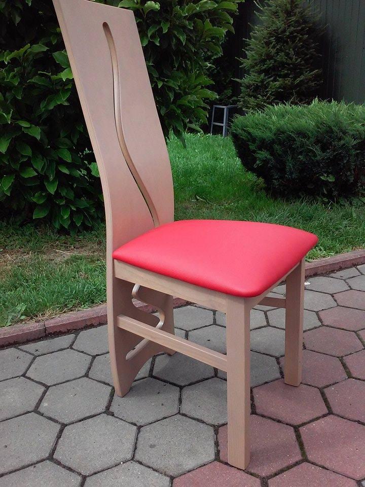 Krzesło drewniane KOBRA