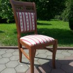 Krzesło drewniane TULIPAN