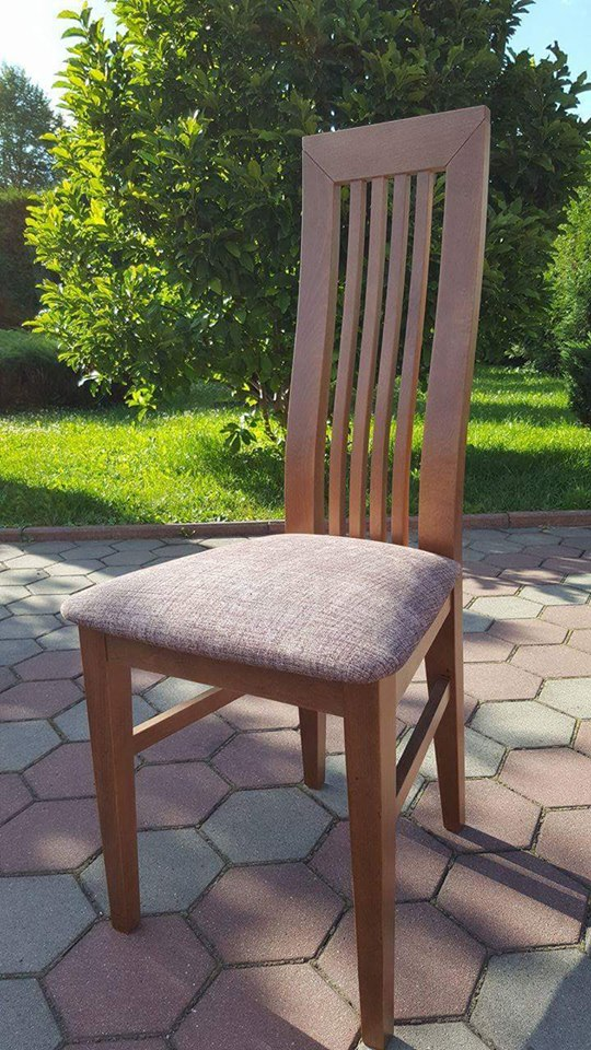 Krzesło drewniane ZBYSZEK