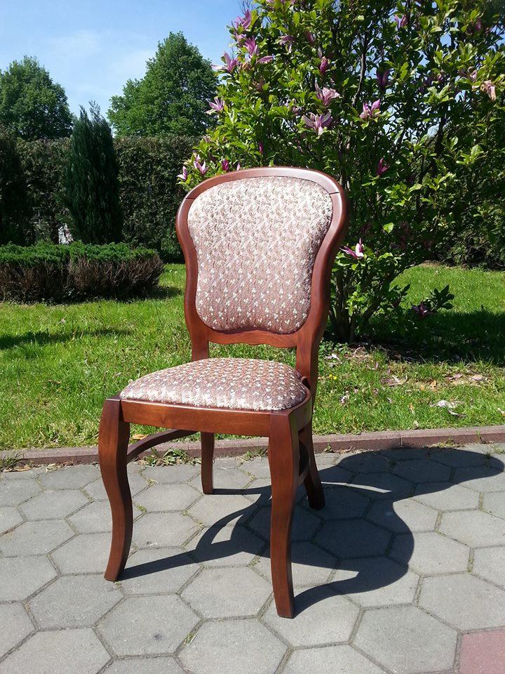 Krzesło drewniane SMYK