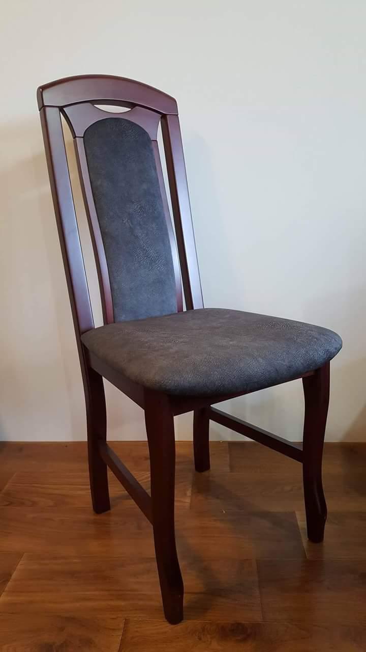 Krzesło drewniane ŁUK