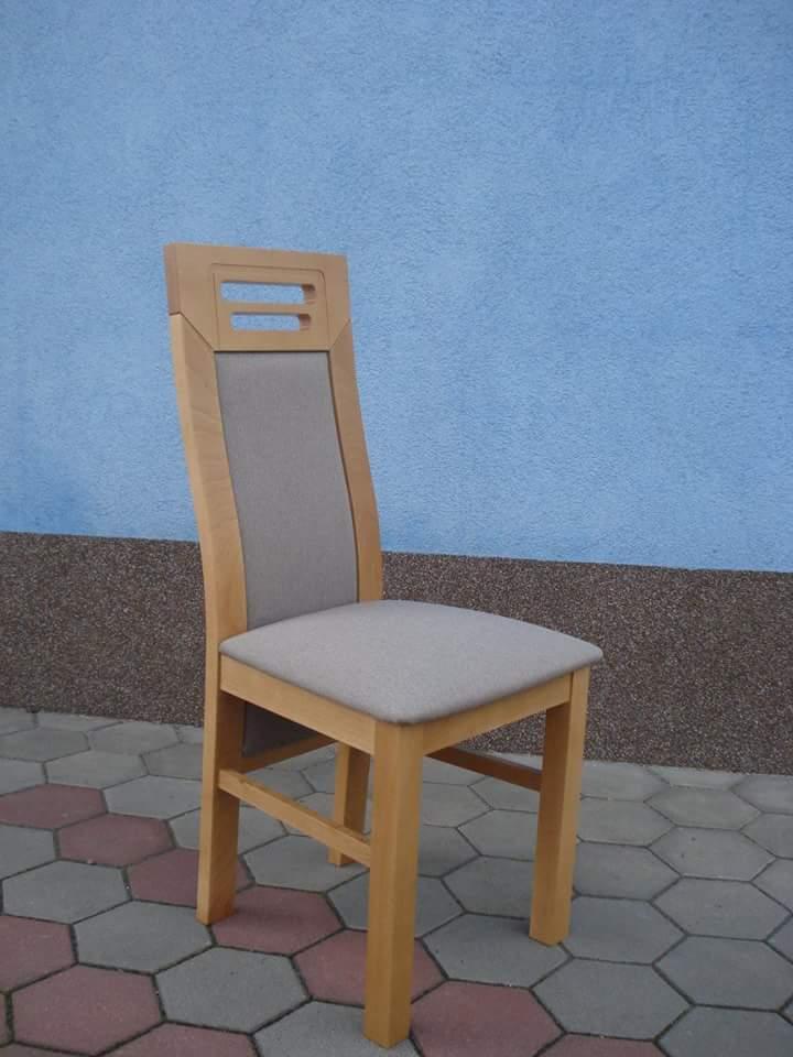 Krzesło drewniane KILLER
