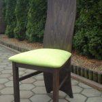 Krzesło drewniane KOBRA gładka