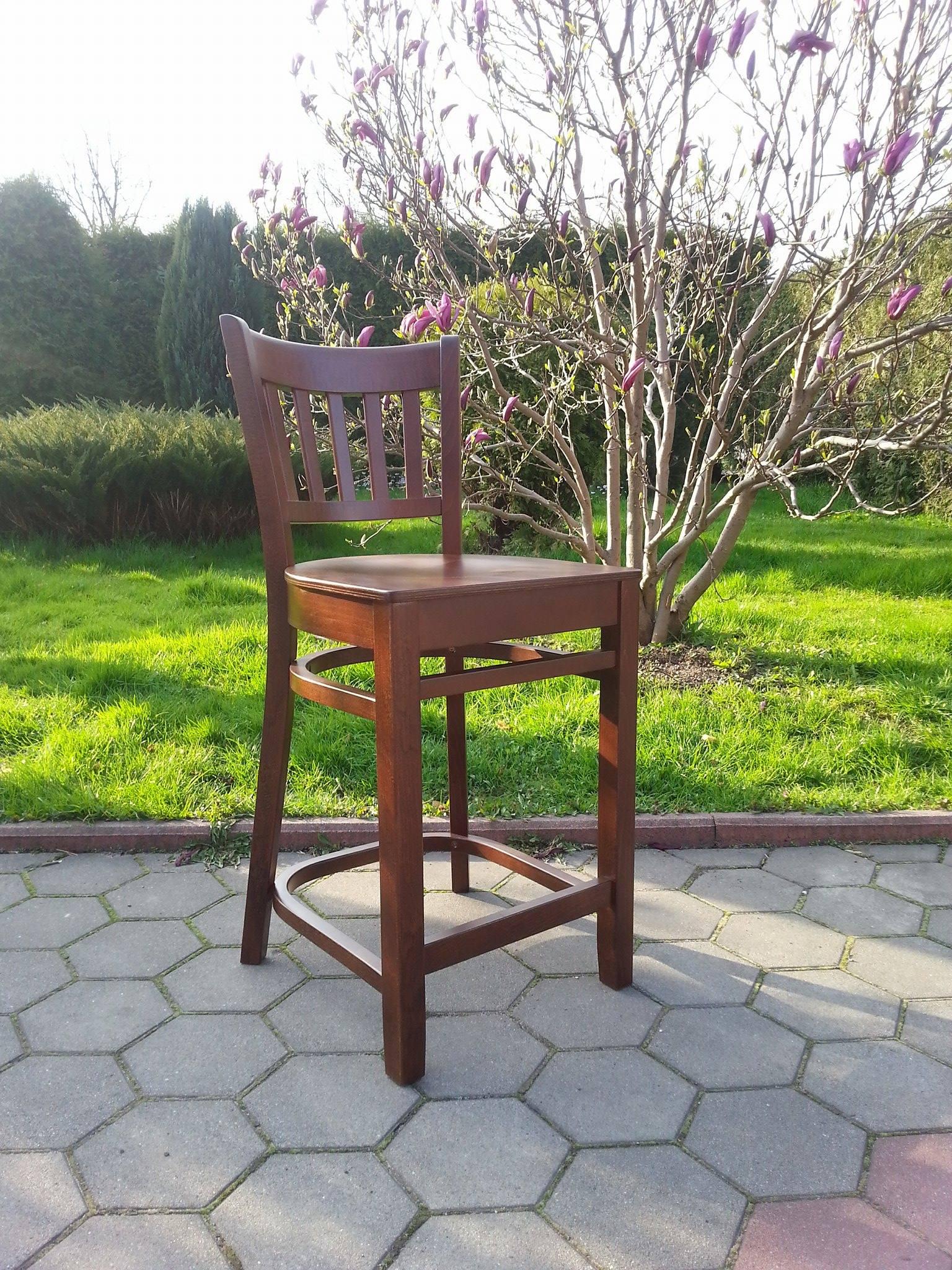 Krzesło drewniane BAROWE