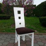 Krzesło drewniane KWADRAT
