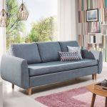 Zestaw wypoczynkowy JAŚMIN, wersalka + fotel